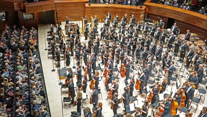 L'Orchestre Philharmonique de Radio France