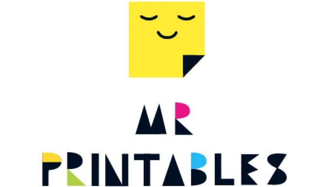 Logo Mr Printables