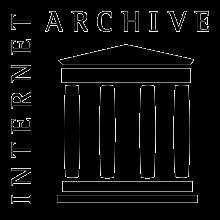 Logo Internet Archive : monument grec