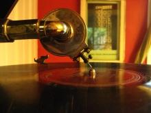 Aiguille d'un phonographe