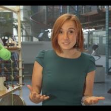 Capture d'écran d'un épisode.