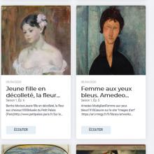 Tableaux de femmes de Berthe Morisot et Amedeo Modigliani